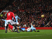 Манчестер Юнайтед — Манчестер Сити — 1:2. Видеообзор матча