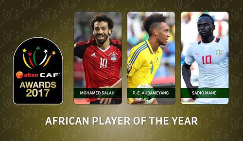 Названы претенденты название лучшего игрока Африки в 2017-ом году