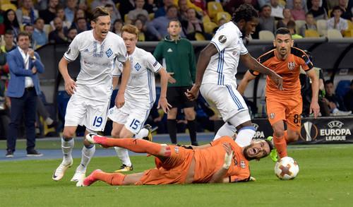 «Динамо» проведет очередной матч Лиги Европы без созерцателей