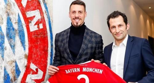 Хасан Салихамиджич: убеждены, что Коман будет выдающимся игроком в«Баварии»