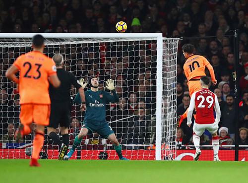 Getty Images Арсенал- Ливерпуль
