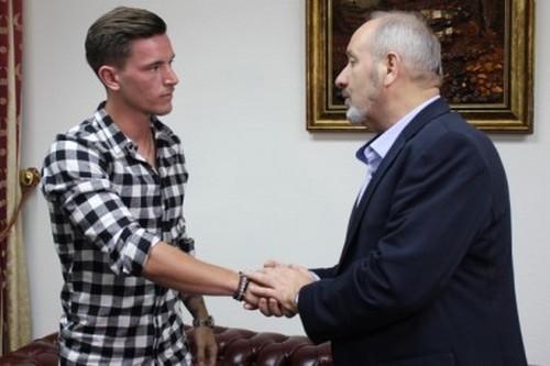 «Динамо» получило полузащитника сборной Словении