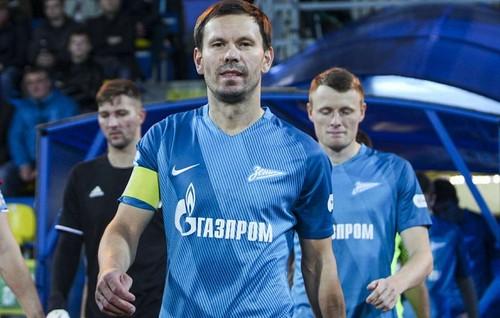Константин Зырянов завершил карьеру игрока истал главным тренером «Зенита-2»
