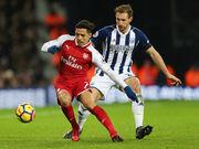 Вест Бромвич Альбион — Арсенал — 1:1. Видеообзор матча