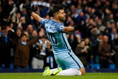 Агуэро может покинуть «Манчестер Сити» летом 2018 года