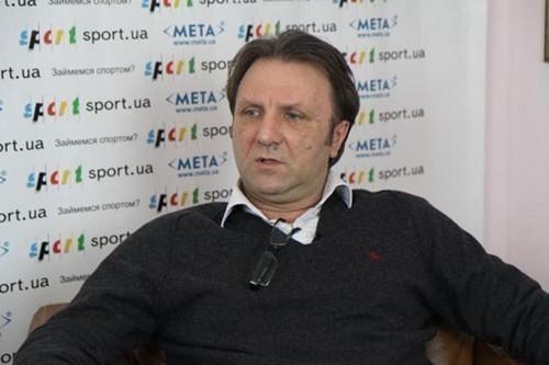 Sport.ua. Вячеслав Заховайло