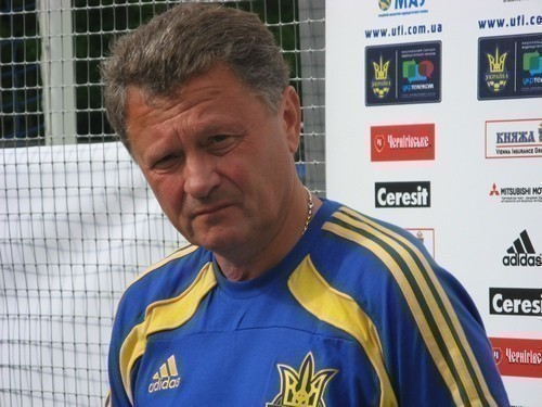 Sport.ua. Мирон Маркевич