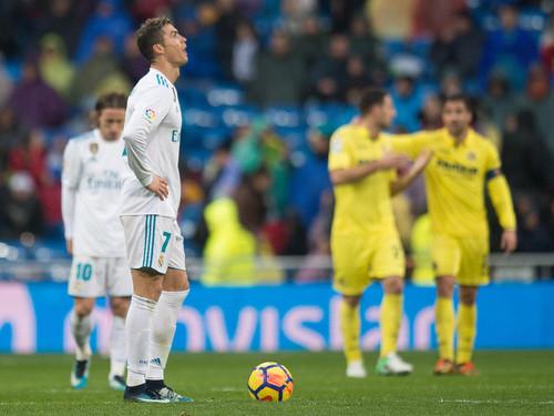 FlashScore.com. Реал Мадрид - Вильярреал