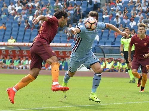 «Рома» вдополнительное время ушла отпоражения благодаря голу Джеко
