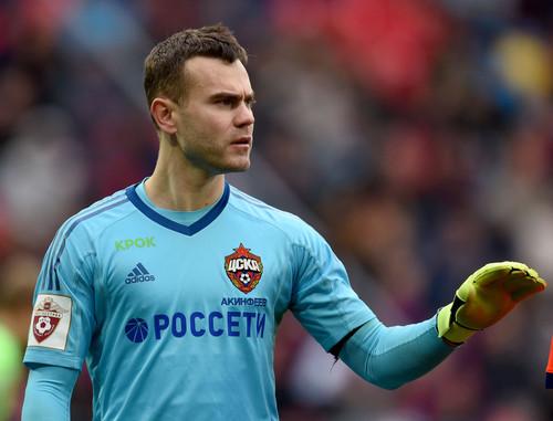 Акинфеев обновил антирекорд Лиги чемпионов, пропустив в43 матче подряд
