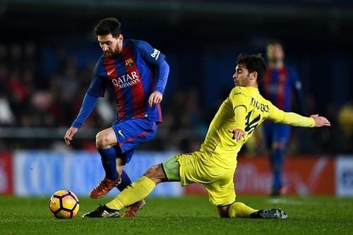 Барселона обыграла Валенсию вполуфинале Кубка Испании