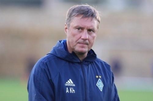 Александр Хацкевич посетил матч АЕК против Олимпиакоса