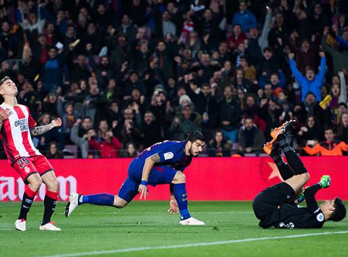 Барселона - Жирона - 6:1. Обзор матча. 24.02.2018