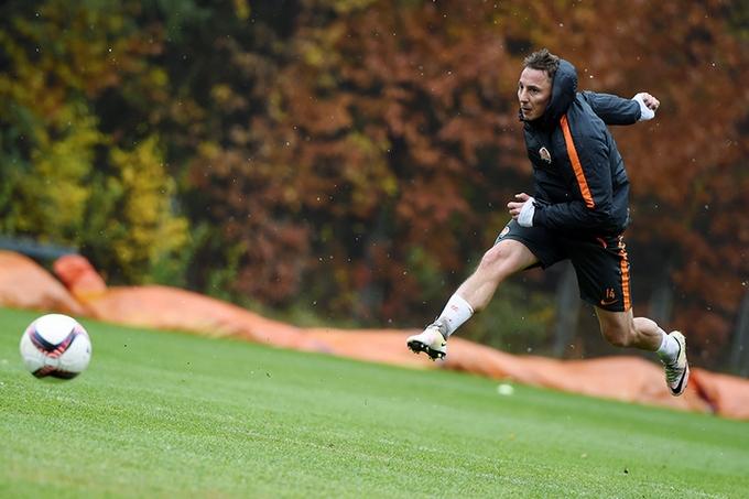 Тайсон претендует название Лучшего игрока недели Лиги Европы