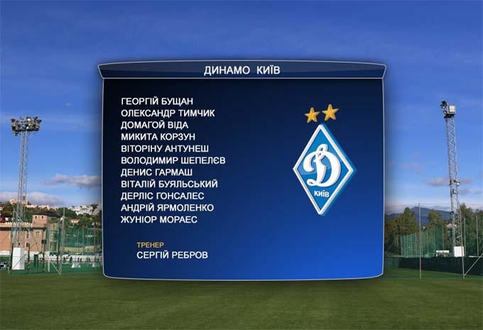 «Динамо» потерпело поражение отавстрийскогоФК «Лиферинг»