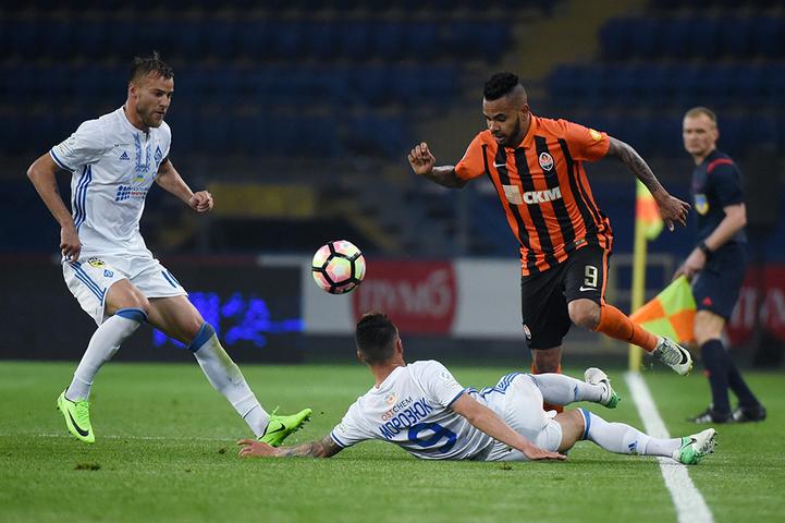 Суркис поведал опереговорах относительно будущего Реброва в«Динамо»
