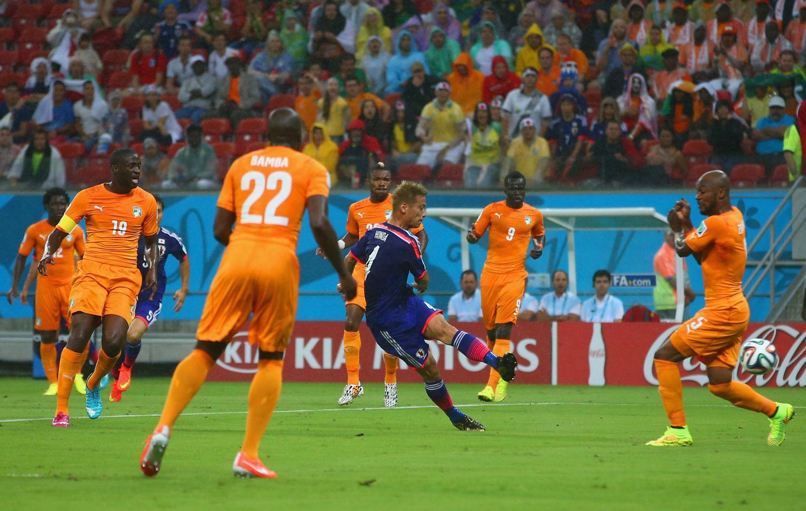 Кот д ивуар футбол состав