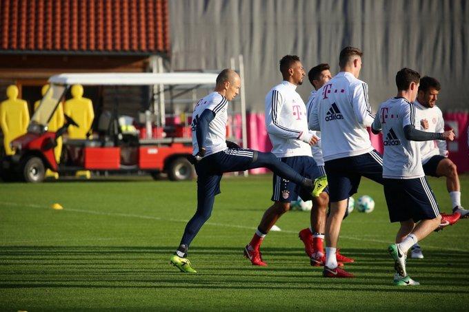 «Бавария» разгромила «Хоффенхайм», уступая походу матча два мяча