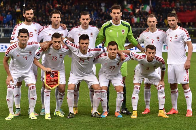 Матч Эстония на Албания ставки