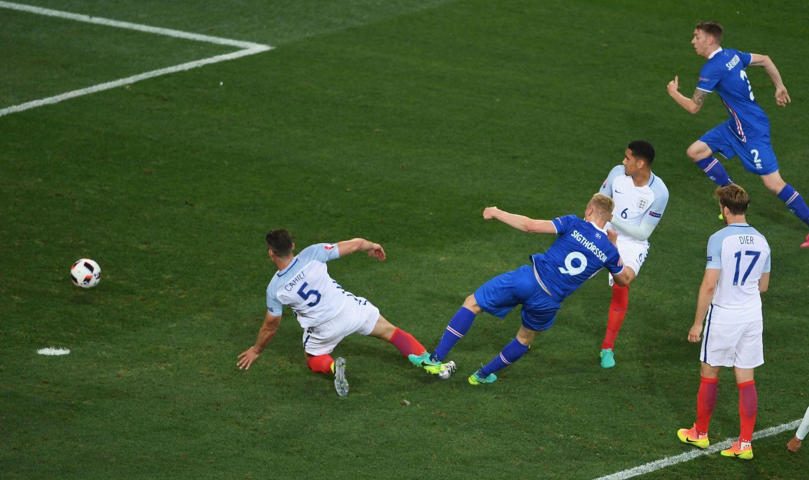Сенсация на Евро-2016!!! Исландцы поставили на колени англичан!!!