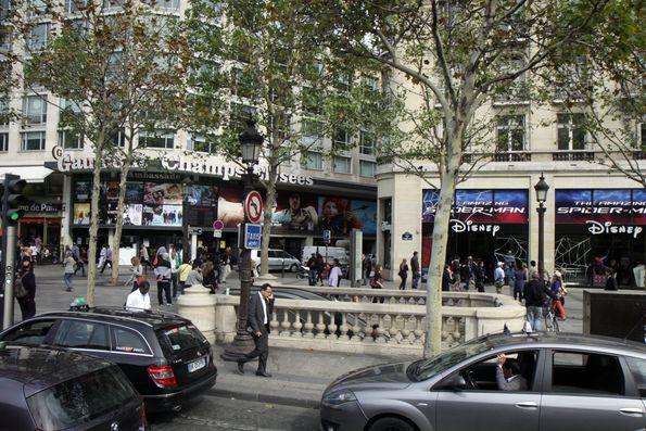 Самая известная улица парижа
