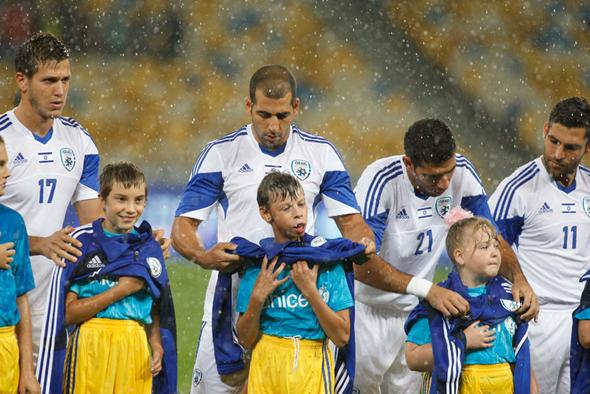 Футбол в израиле все