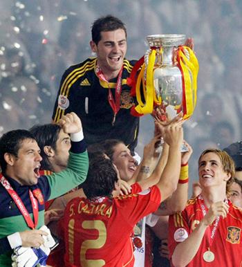 Федерация футбола испании основана в