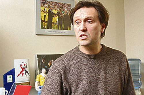 Олег Орехов «Из-за Милевского ФИФА изменила свою систему»