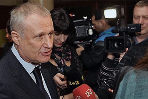 Григорий Суркис: «ФФУ пригласила меня впервые с 2011 года»