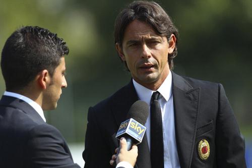 Официально: Филиппо Индзаги - главный тренер Милана