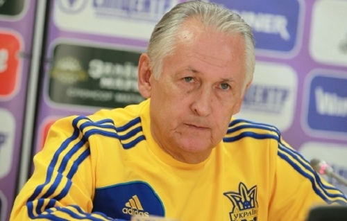 Фоменко огласил состав на матчи с Беларусью и Македонией