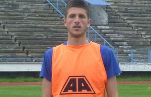Динамо просматривает 18-летнего полузащитника из Черногории
