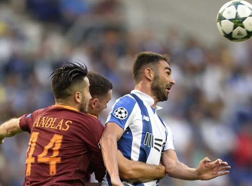Порту выбивает Рому из Лиги чемпионов