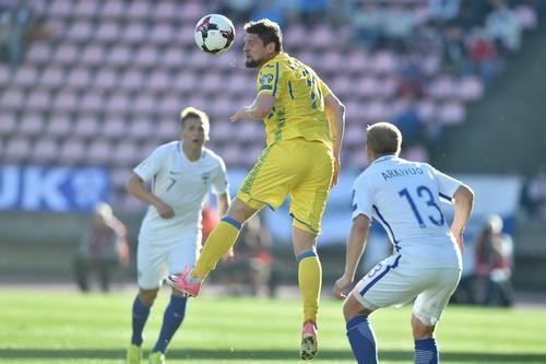Форвард сборной Украины прокомментировал победу над Финляндией (2:1)